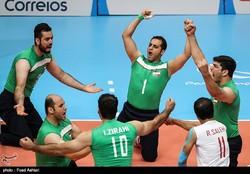 تقدیر از مدال آوران پارا المپیک خراسان رضوی در مشهد