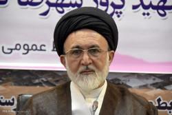سفر حجت الاسلام والمسلمین سید علی قاضی عسکر  نماینده ولی فقیه در امور حج و زیارت به شهرضا