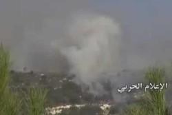 فیلم/نقض آتش بس از سوی گروههای مسلح در حومه لاذقیه