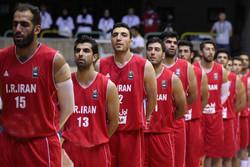 تیم ملی بسکتبال ایران