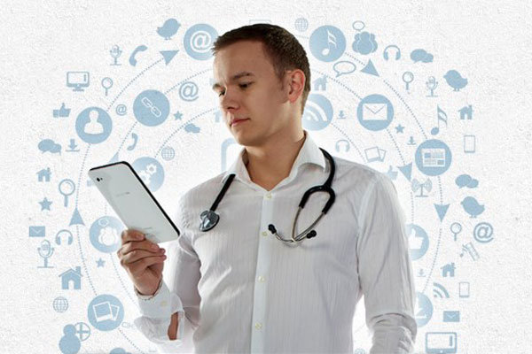 آموزش مجازی در پزشکی