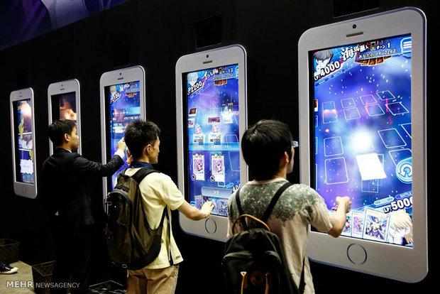 نمایشگاه بازی های رایانه ای در توکیو