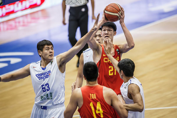 پبروزی چین مقابل چین تایپه در دیدار رده بندی تیم های پنجم تا هشتم 2211780