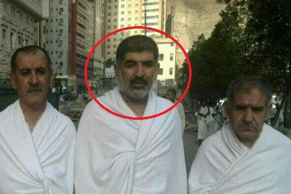 عبدالناصر پیروتی شهید و در مکه دفن شده است