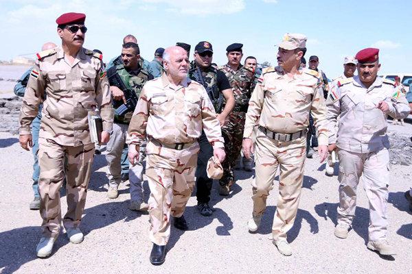 العبادي: أصبحنا قاب قوسين أو أدنى من الموصل