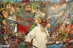 بزرگداشت مرشد میرزاعلی در جشنواره پردهخوانی «غدیر»