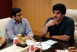 انتخاب حمید بنی تمیم به عنوان رئیس فدراسیون کشتی