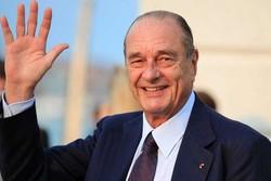 """الرئيس الفرنسي السابق """"جاك شيراك"""" توفى"""
