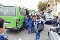سرویس مدارس کودکان استثنایی رایگان ماند