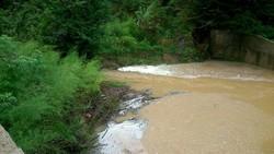 ۴ روستای نوشهر دچار آبگرفتگی شدند