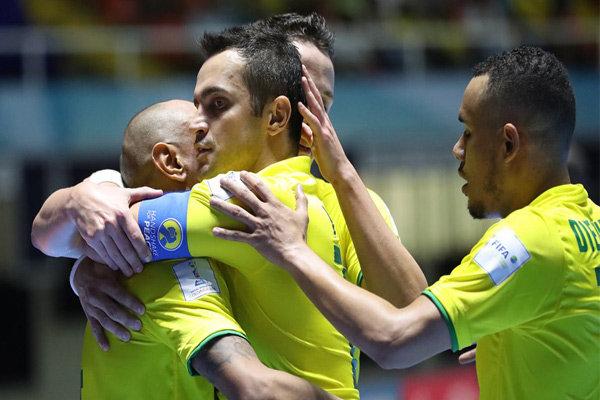 فالکائو - تیم ملی فوتسال برزیل