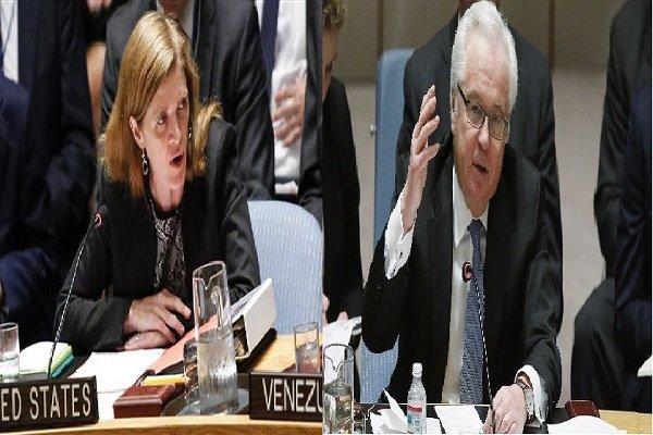 توتر حاد يسود مجلس الأمن وامريكا تراوغ في تصريحاتها