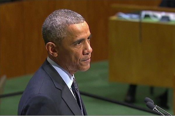 أوباما يستقبل ترامب في البيت الأبيض