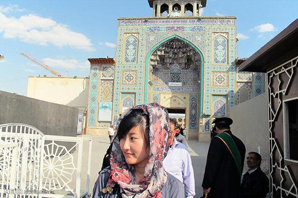 2212688 - صحبت های جالب دختر زیبای ژاپنی درباره ایرانی ها