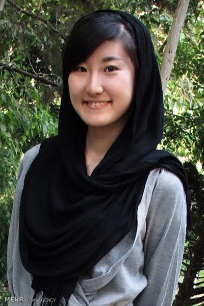 2212691 - صحبت های جالب دختر زیبای ژاپنی درباره ایرانی ها