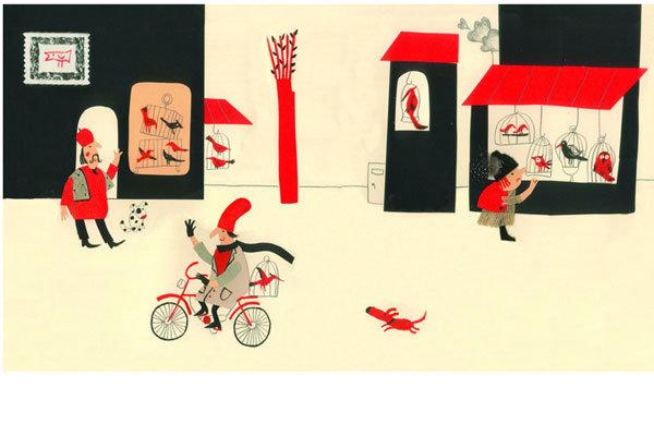 «پرنده، پسرک، قطار» احمدرضا احمدی انیمیشن میشود