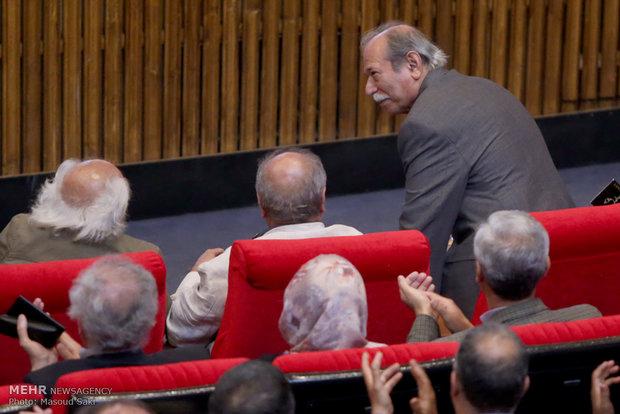 المهرجان العاشر لنقاد وكتاب السينما في ايران