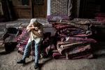 بازار فرش قزوین