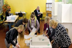 انتخابات استونی برنده نداشت