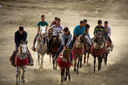 Turkmen Equine Festival in North Khorasan