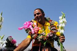 مراسم استقبال از ورزشکاران و مدال آوران پارالمپیک در کرمان