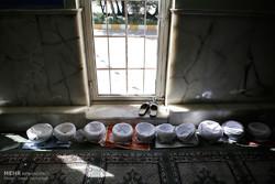 مراسم عمامه گذاری طلاب به مناسبت عید غدیر در حسینیه امام همدان