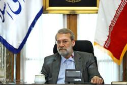 دیدار اعضای سازمان بنادر و دریانوردی کشور با علی لاریجانی رئیس مجلس شورای اسلامی