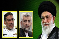 Shamkhani, Jalili receive extension of term in SNSC