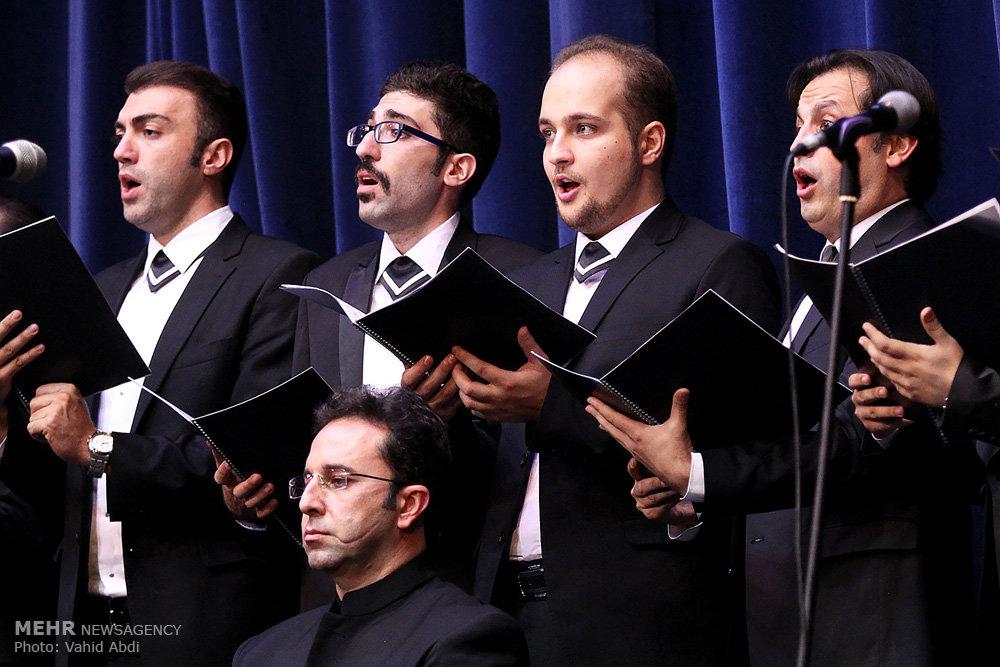 Iranian orchestra plays Mozart