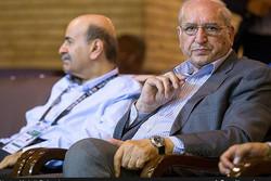 محمود مشحون - رئیس فدارسیون بسکتبال