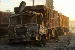 September attack on UN aid convoy in Syria well-prepared hoax