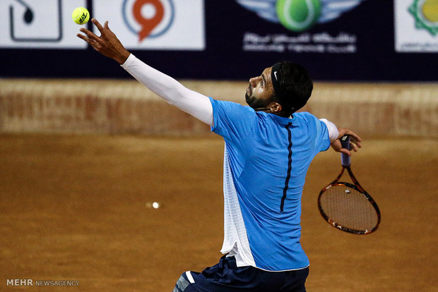 Isfahan Grand Prize tennis competitions