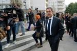 دادگاه سارکوزی به تعویق افتاد