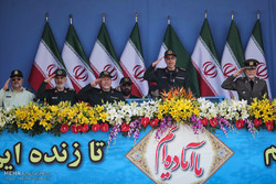 Iran's Armed Forces hold nationwide parades