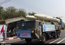 Zolfaqar missile