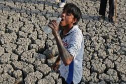 بحران آب خاورمیانه