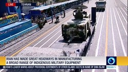 VIDEO: Indigenous radar systems presented in military parade