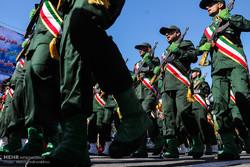 اہواز میں مسلح افواج کی فوجی پریڈ