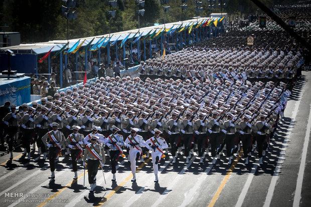 İran ordusu dünyanın en güçlü 20 ordusu arasında