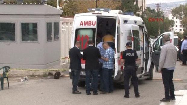 مقتل شخص في هجوم مسلح على السفارة الإسرائيلية في أنقرة