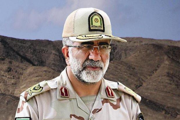 فرمانده انتظامی فارس معارفه شد