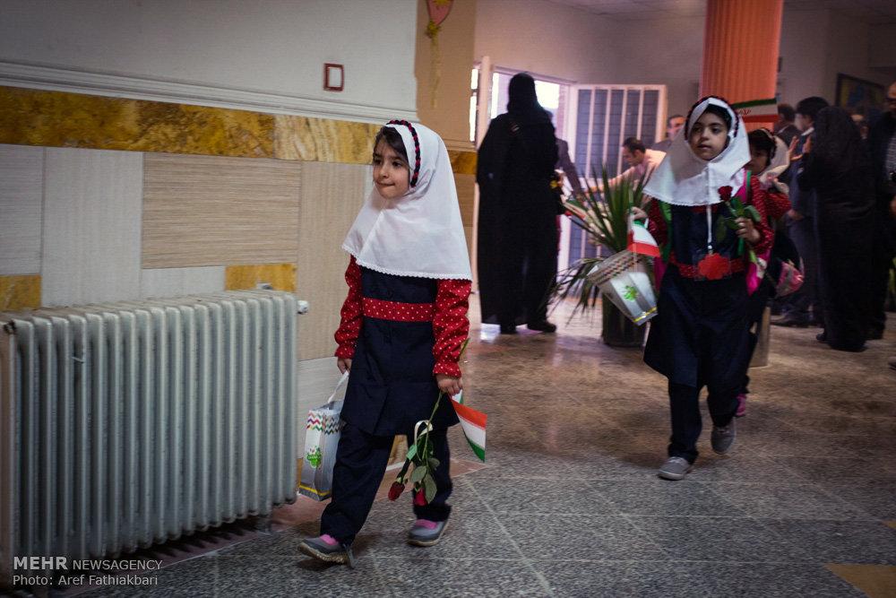 مراسم جشن متمرکز کشوری غنچه ها و شکوفه های استان البرز