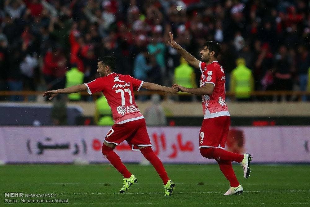 Taremi scores twice as Persepolis beat Sepahan [VIDEO]