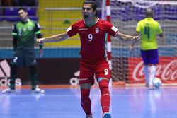 İran Milli Futsal Takımı tarihi bir rekora imza attı