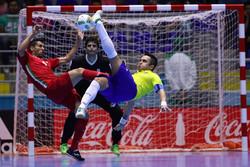 دو دیدار تدارکاتی تیم ملی فوتسال ایران با برزیل در آبان