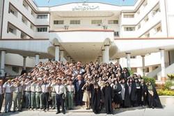 استاندار مازندران به عضویت سازمان دانش آموزی درآمد