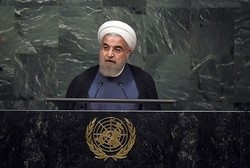 Pres. Rouhani urges collective action against insecurity, terrorism