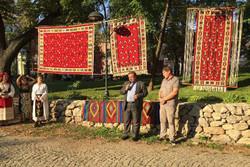 Bulgaristan'da İran nakış ve kilimi