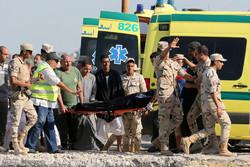 مصر.. ارتفاع عدد ضحايا مركب المهاجرين إلى 169