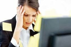 خطر حمله قلبی ناشی از استرس شغلی در زنان بیشتر است
